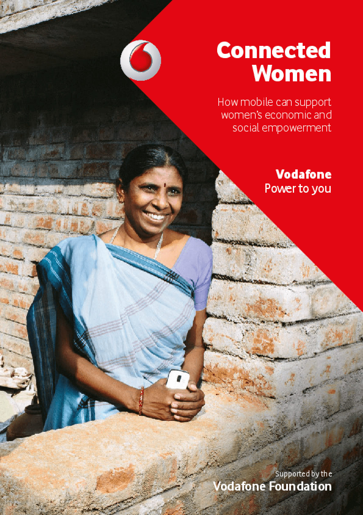 Connected Women: How Mobile Can Support Women's Economic and Social Empowerment