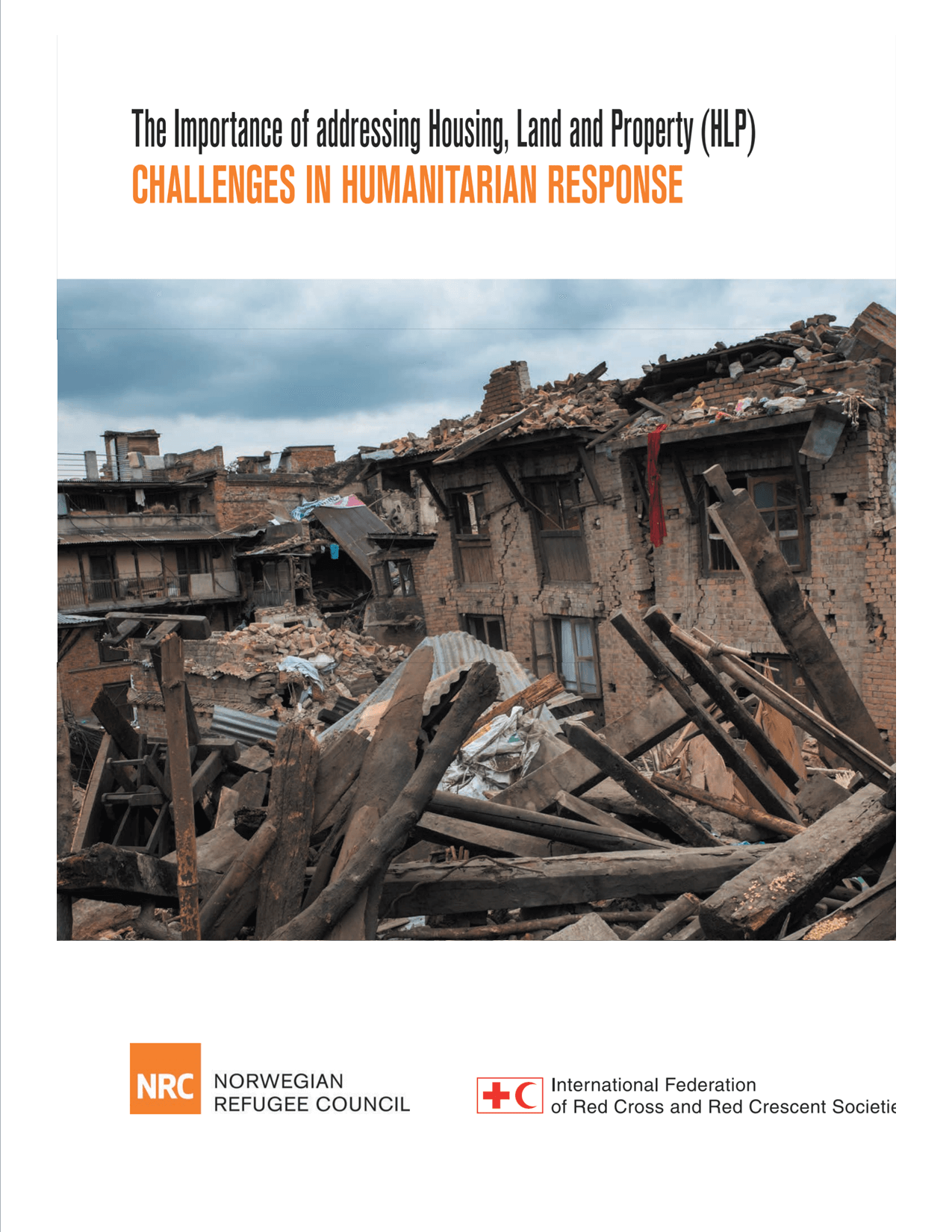 The Importance of addressing Housing, Land and Property (HLP) Challenges in Humanitarian Response