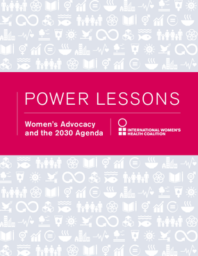 POWER LESSONS: Women's Advocacy and the 2030 Agenda