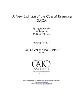 A New Estimate of the Cost of Reversing DACA