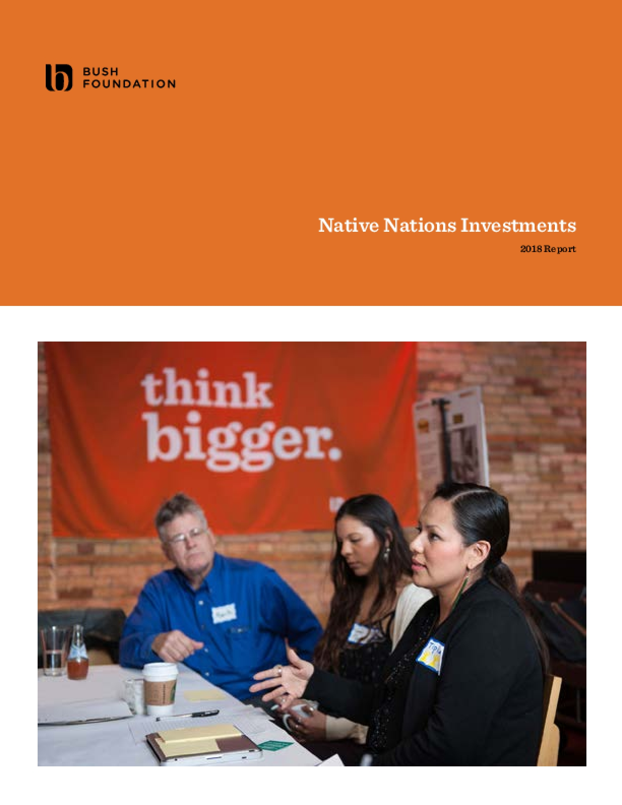 Native Nations Investments- 2018 Report