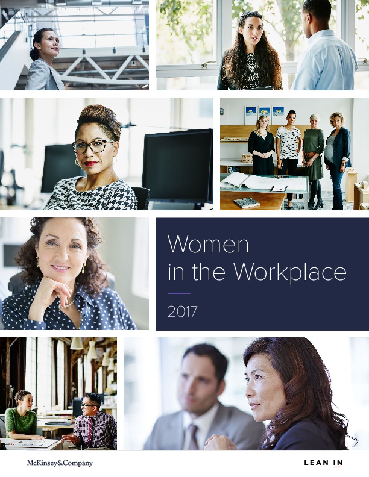 Women in the Workplace 2017