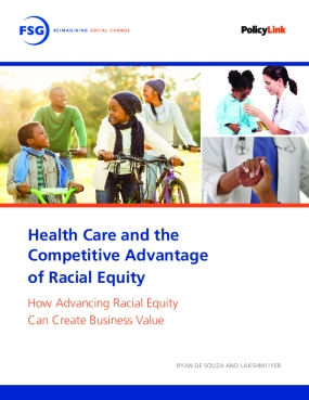 Health Care and the Competitive Advantage of Racial Equity
