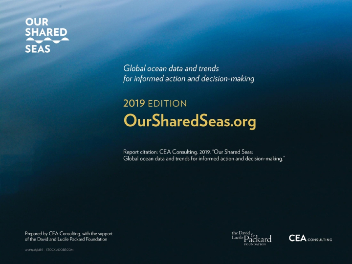 Our Shared Seas: 2019 Edition