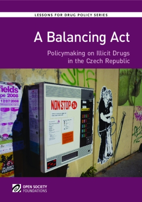 A Balancing Act: Policymaking on Illicit Drugs in the Czech Republic