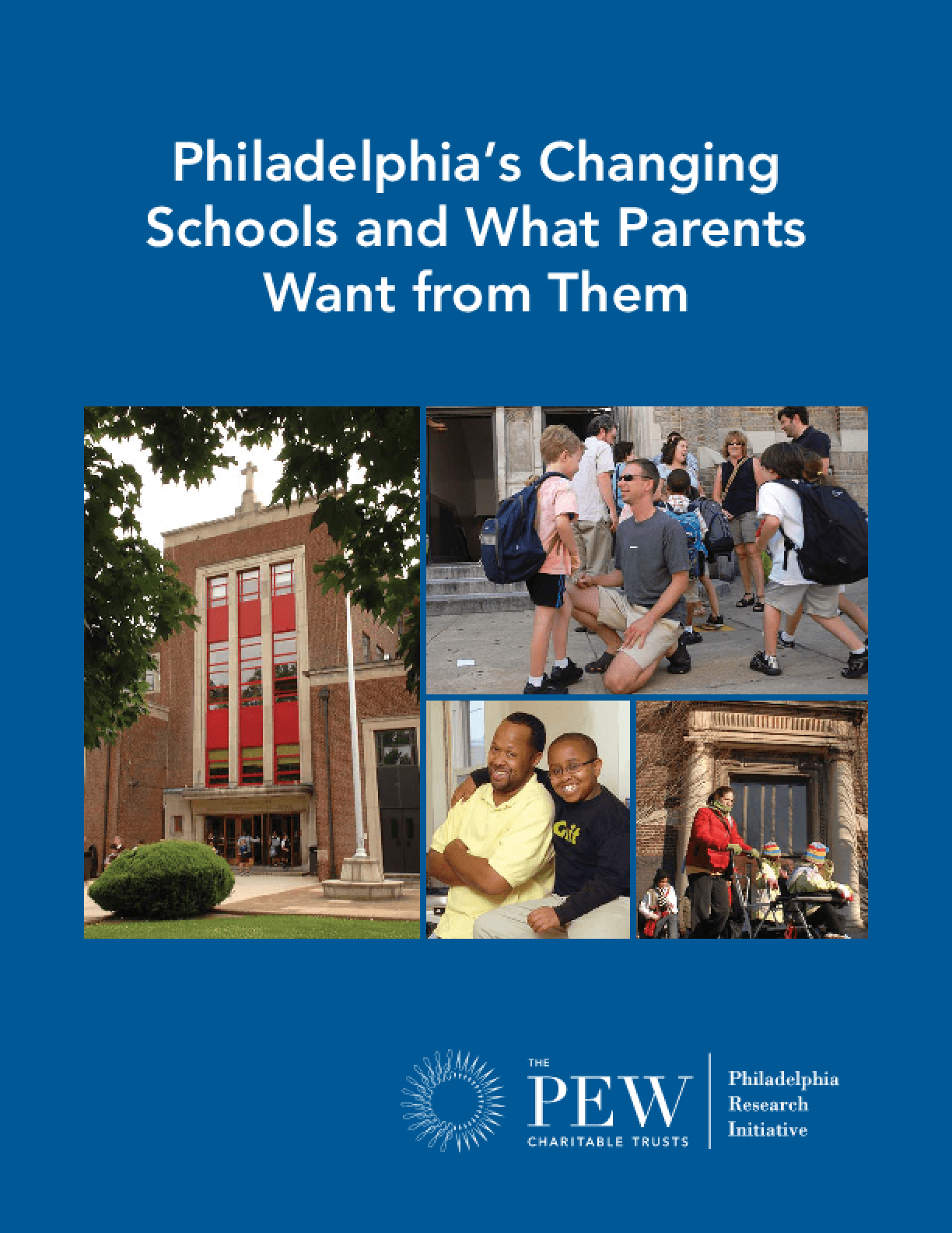 Philadelphia's Changing Schools and What Parents Want From Them