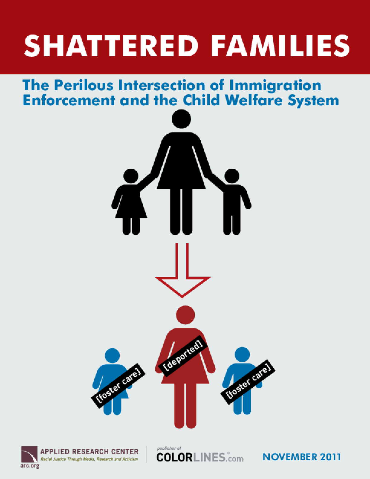 Shattered Families: The Perilous Intersection of Immigration Enforcement and the Child Welfare System