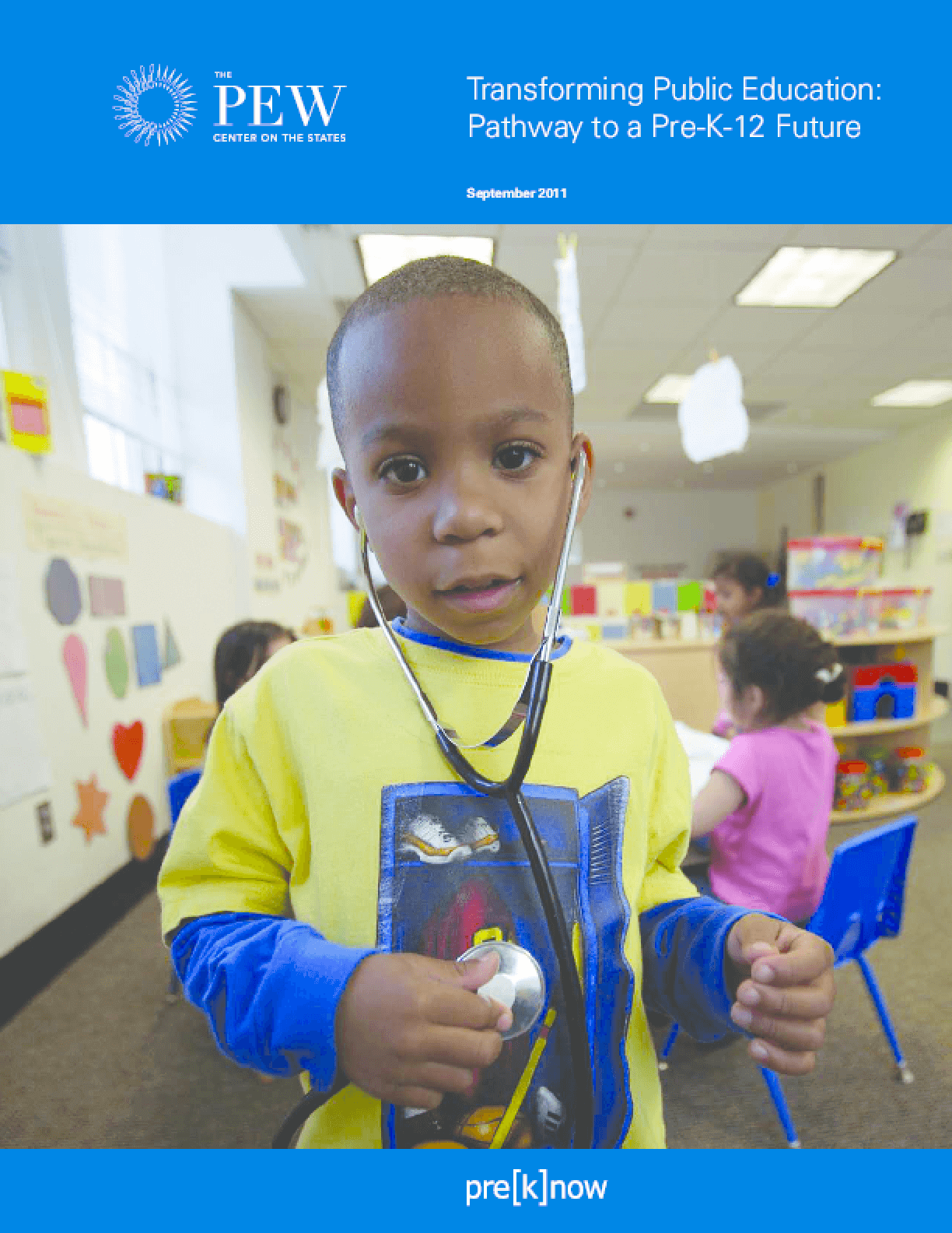 Transforming Public Education: Pathway to a Pre-K-12 Future