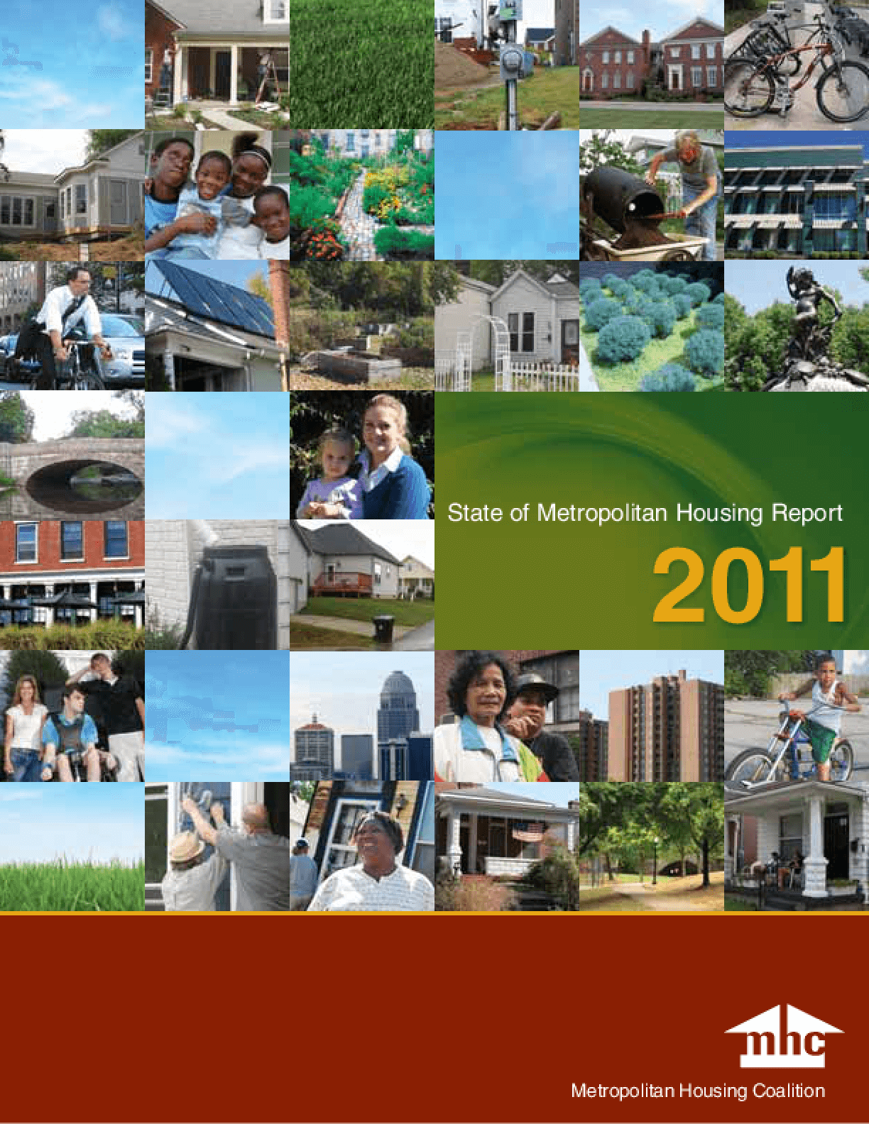2011 State of Metropolitan Housing Report