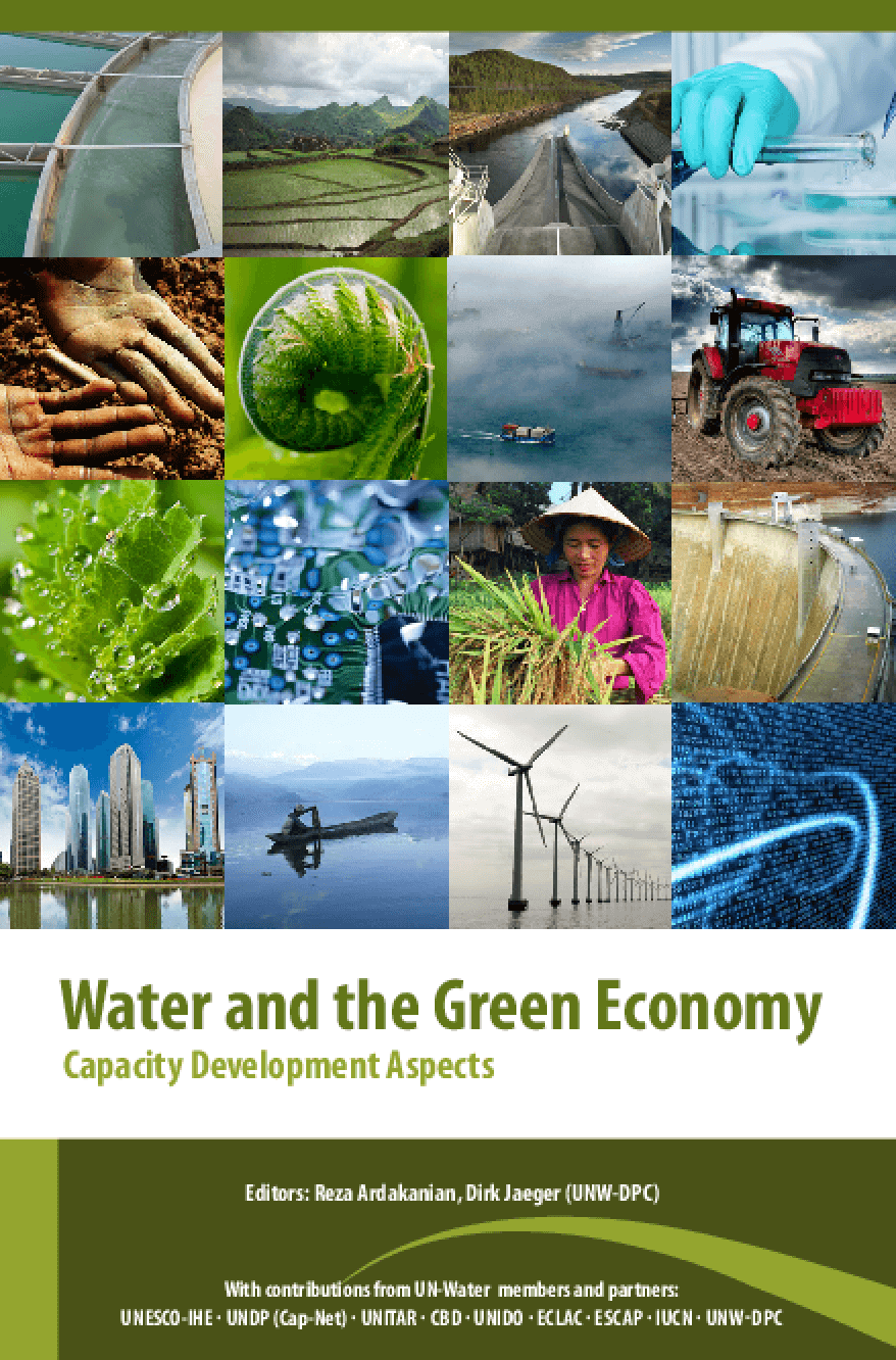 Water in the Green Economy: Capacity Development Aspects