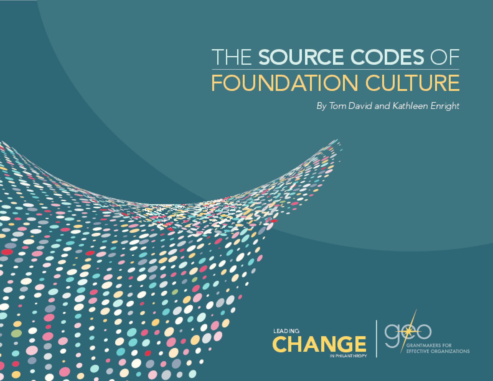 The Source Codes of Foundation Culture