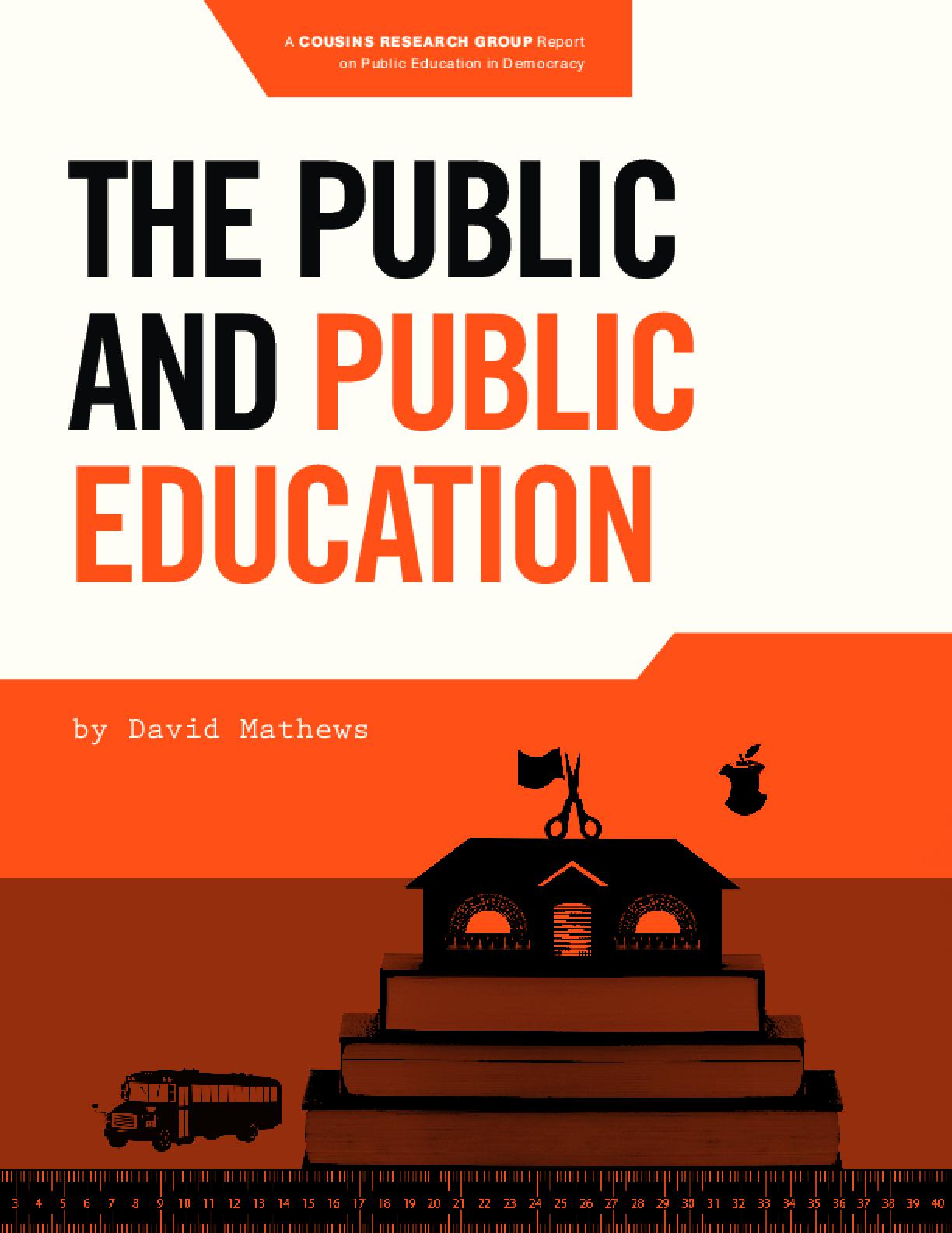 The Public and Public Education