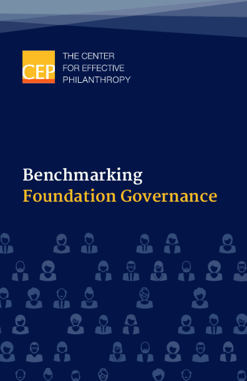 Benchmarking Foundation Governance