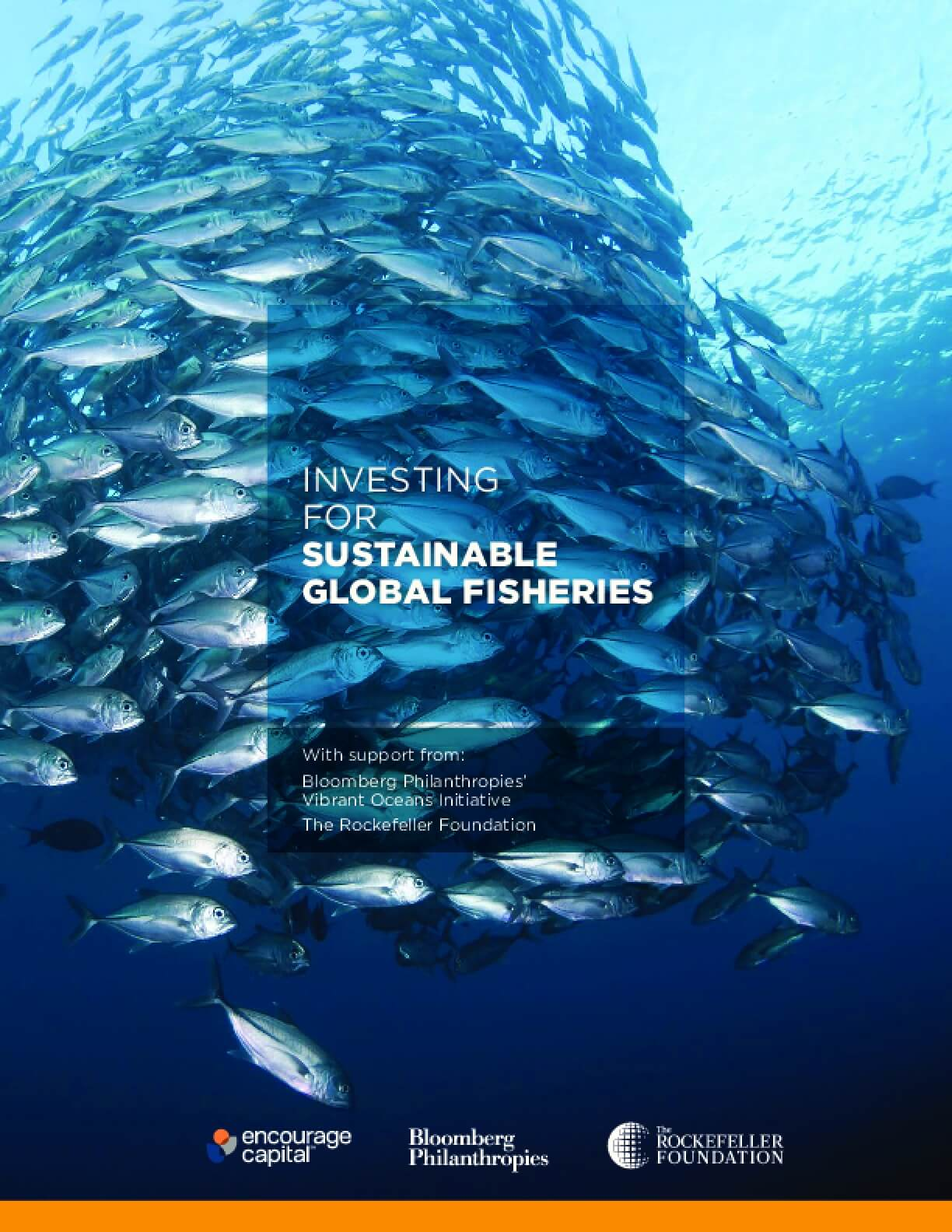 Executive Summary for Investing for Sustainable Global Fisheries