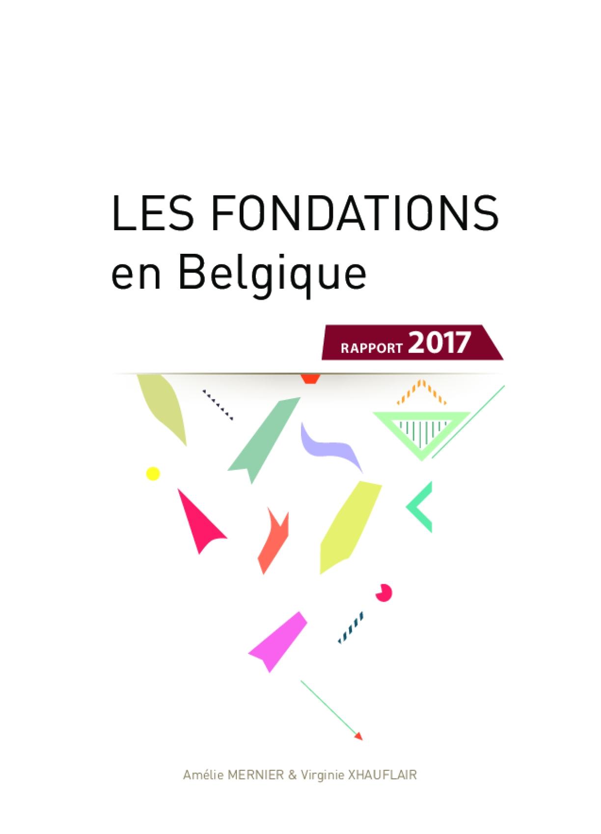 Les fondations en Belgique