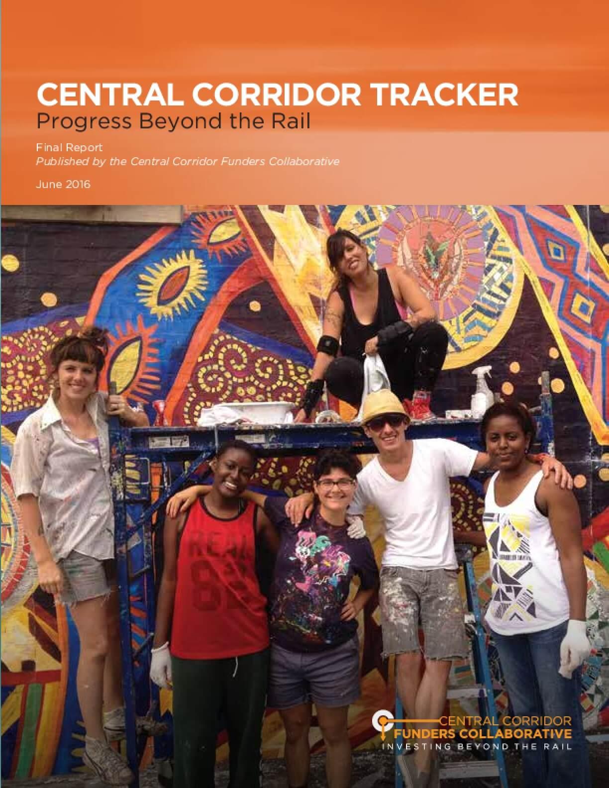Central Corridor Tracker: Progress Beyond Rail