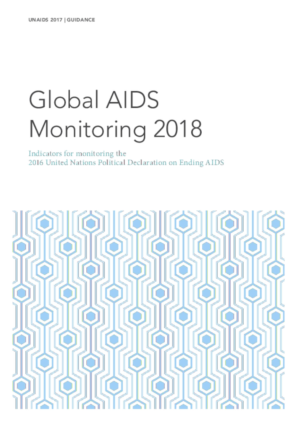 Global AIDS Monitoring 2018
