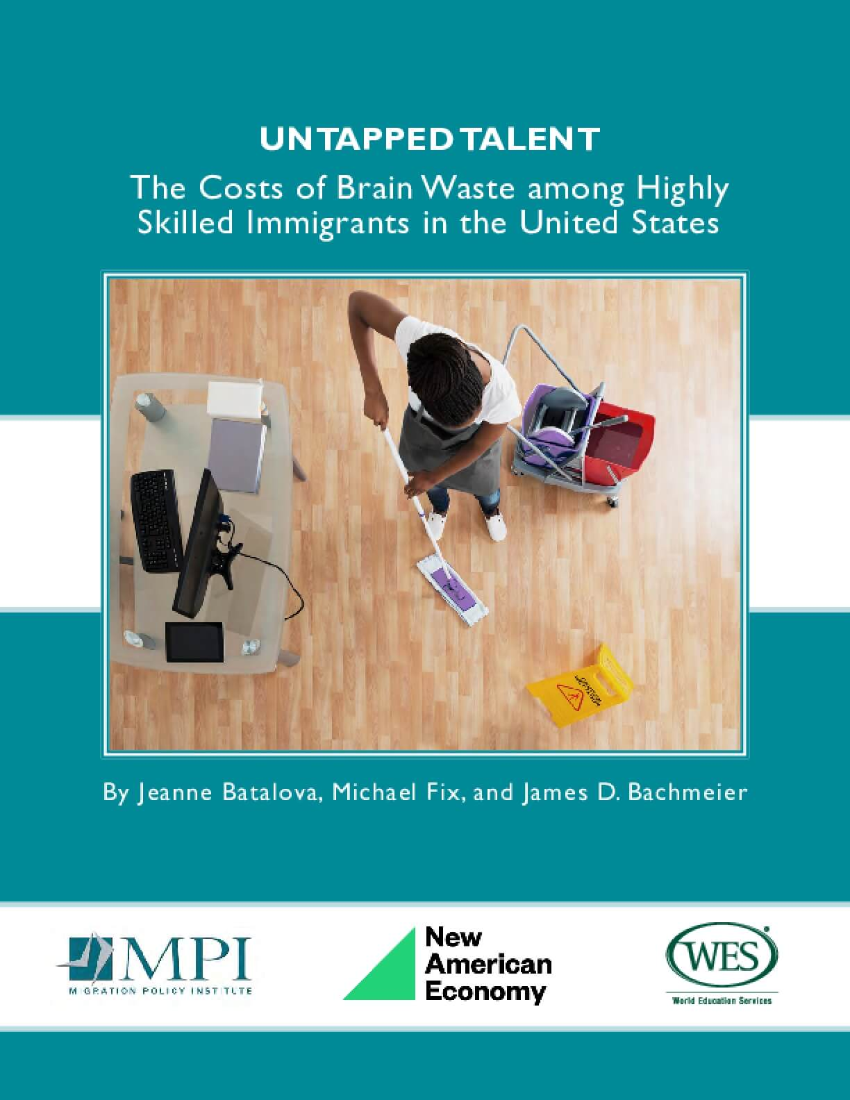 Untapped Talent: The Costs of Brain Waste among Highly Skilled Immigrants in the United States