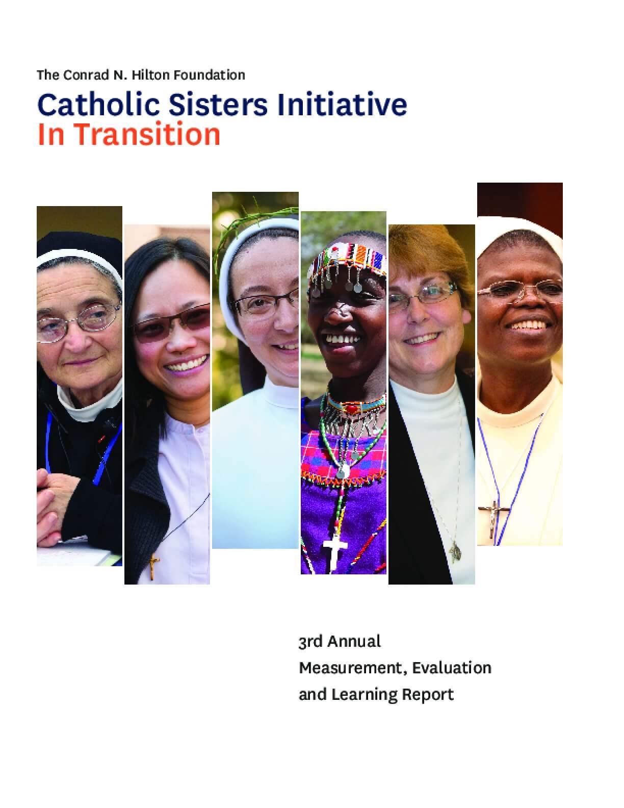 The Conrad N. Hilton Foundation Catholic Sisters Initiative: In Transition