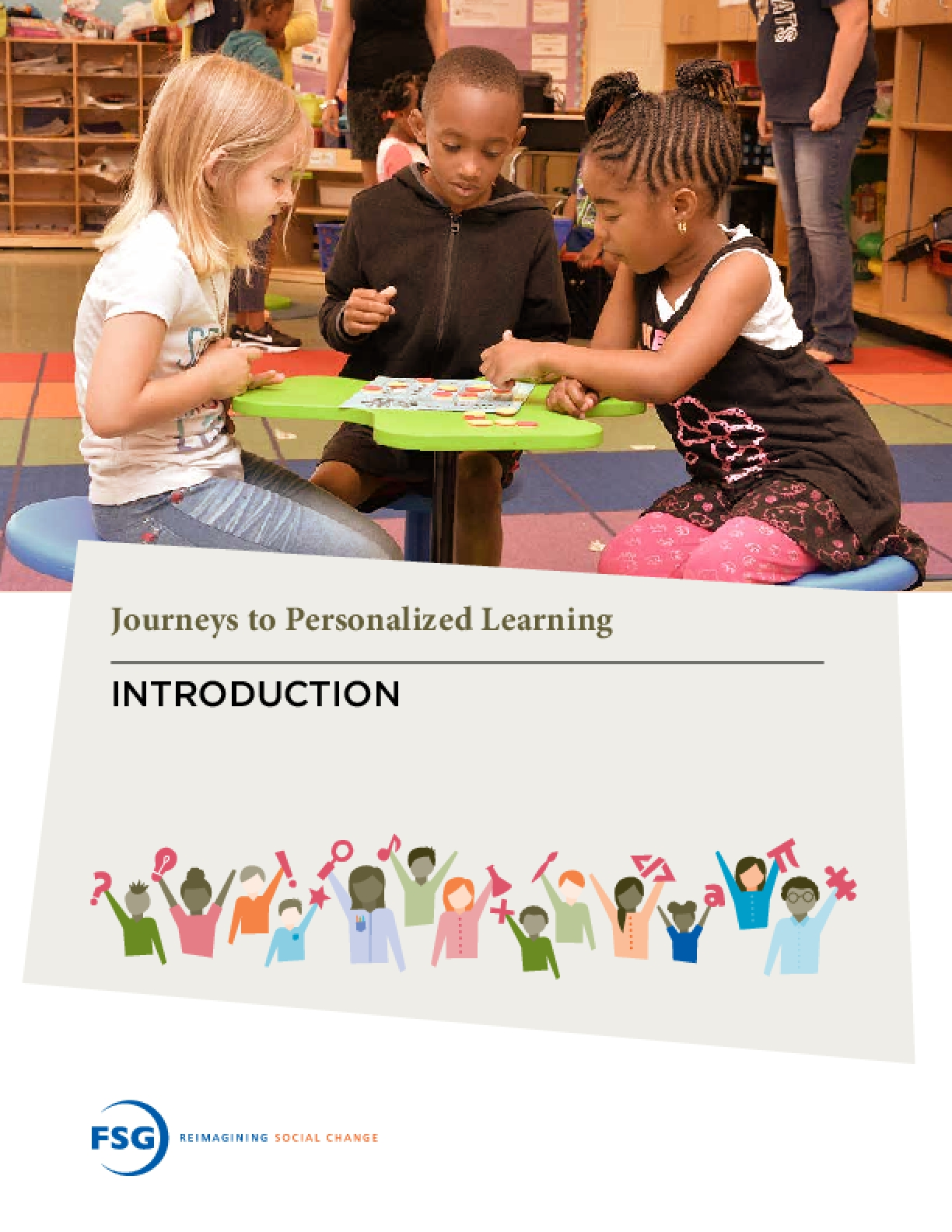 Journeys to Personalized Learning