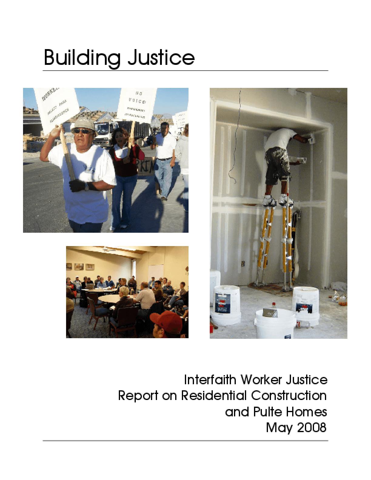 Building Justice