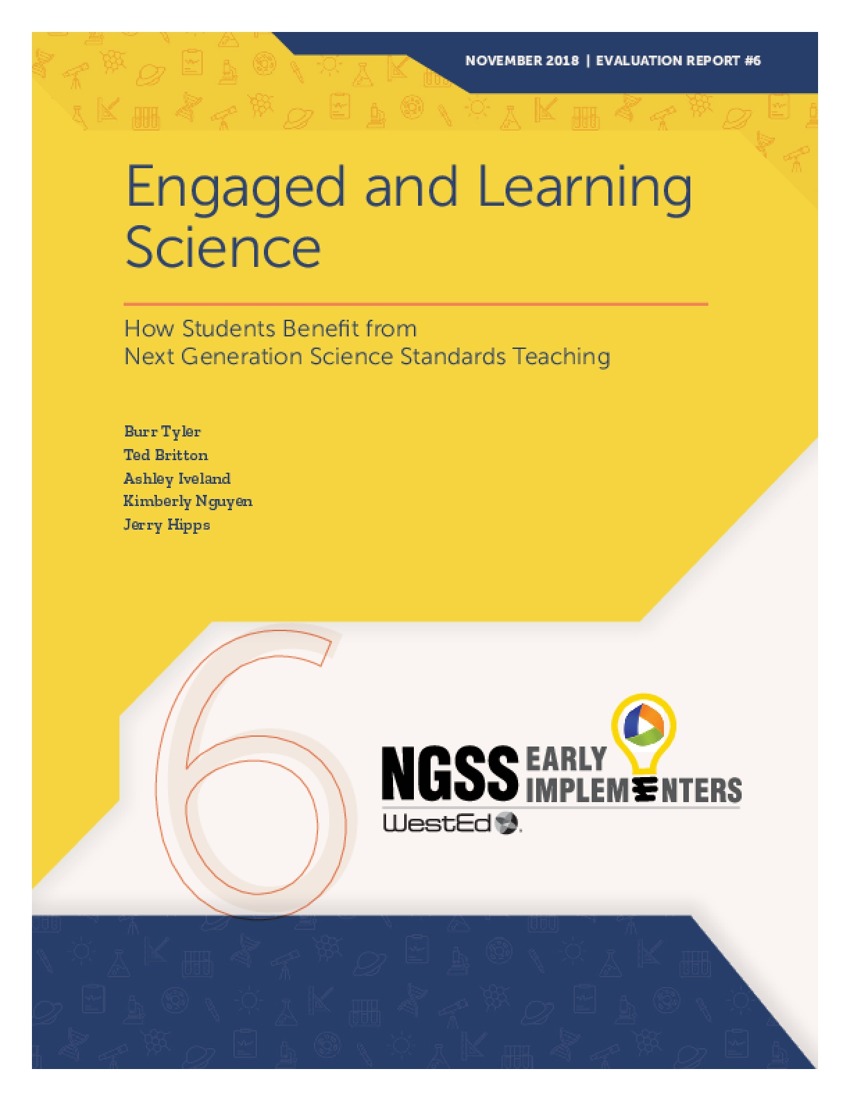 Engaged and Learning Science: How Students Benefit from Next Generation Science Standards Teaching