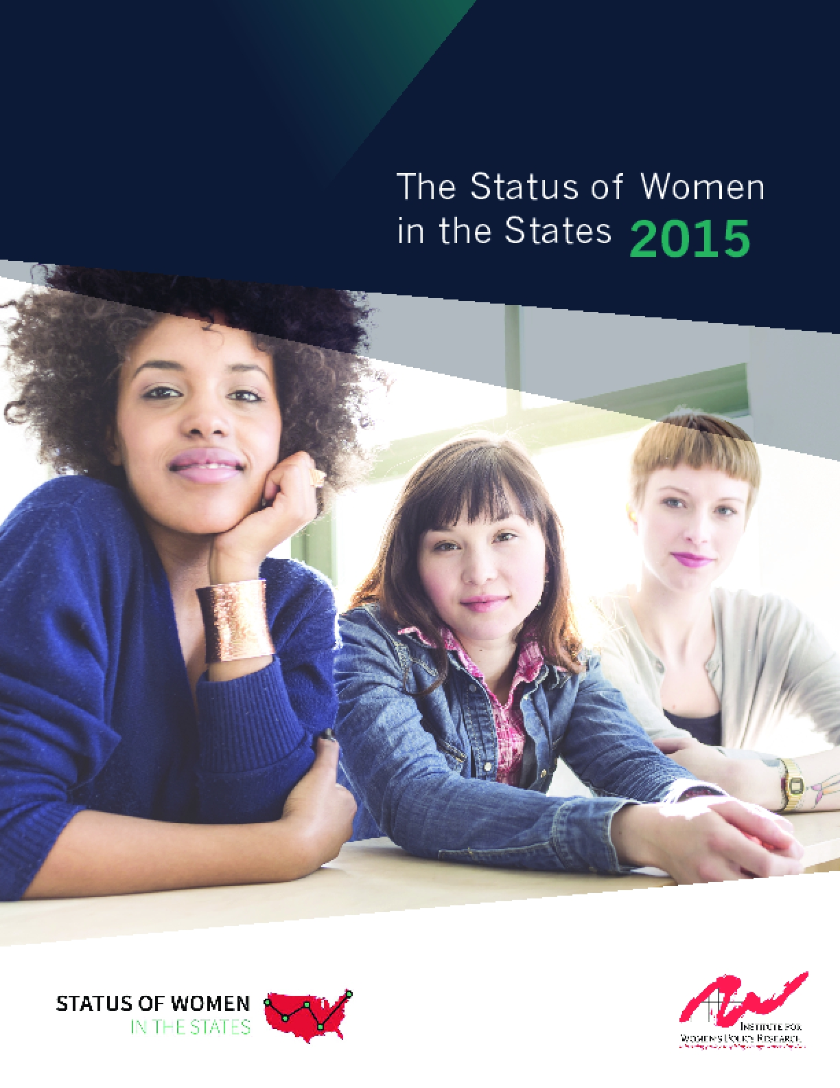 The Status of Women in the States 2015