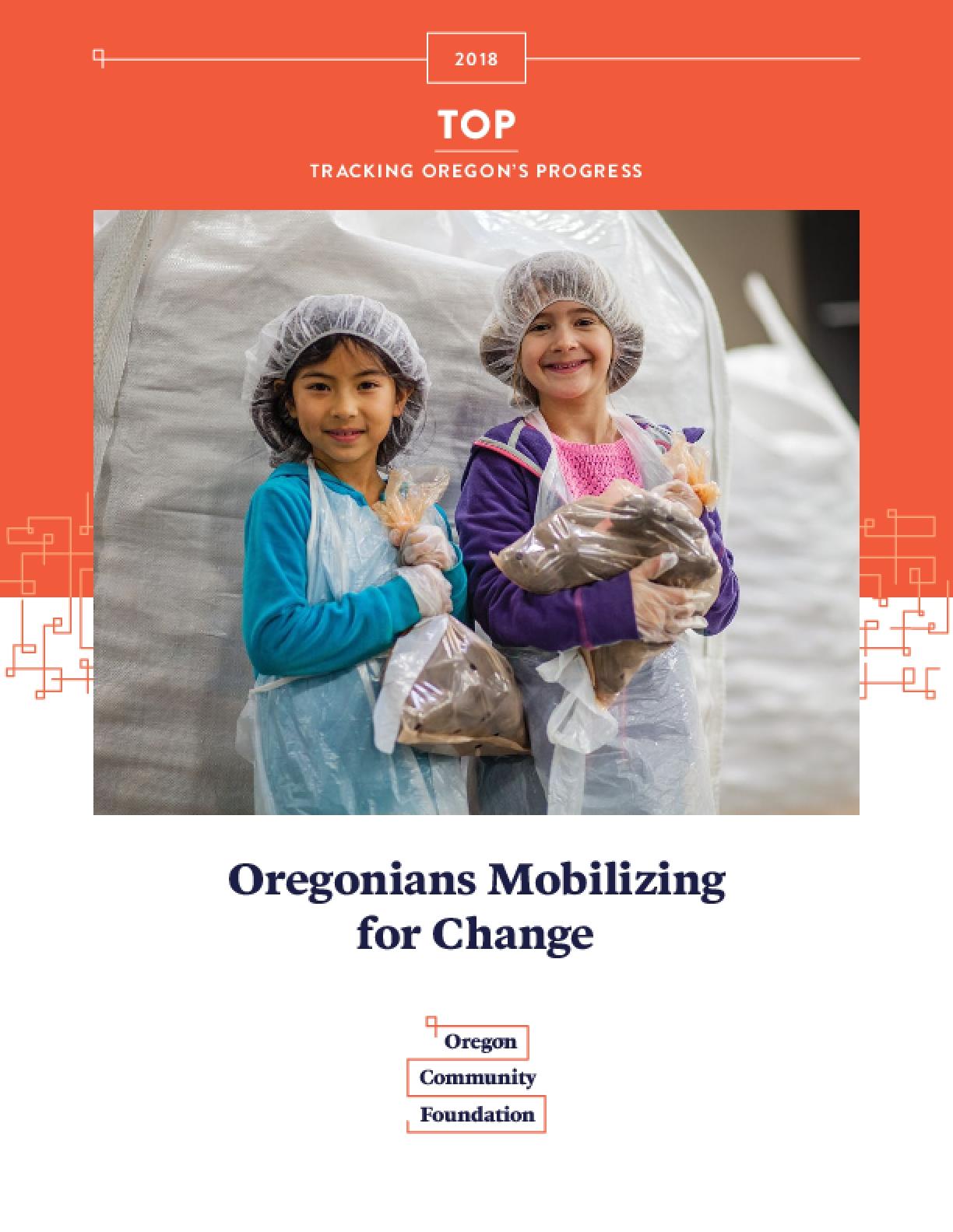 TOP Report 2018 Oregonians Mobilizing for Change