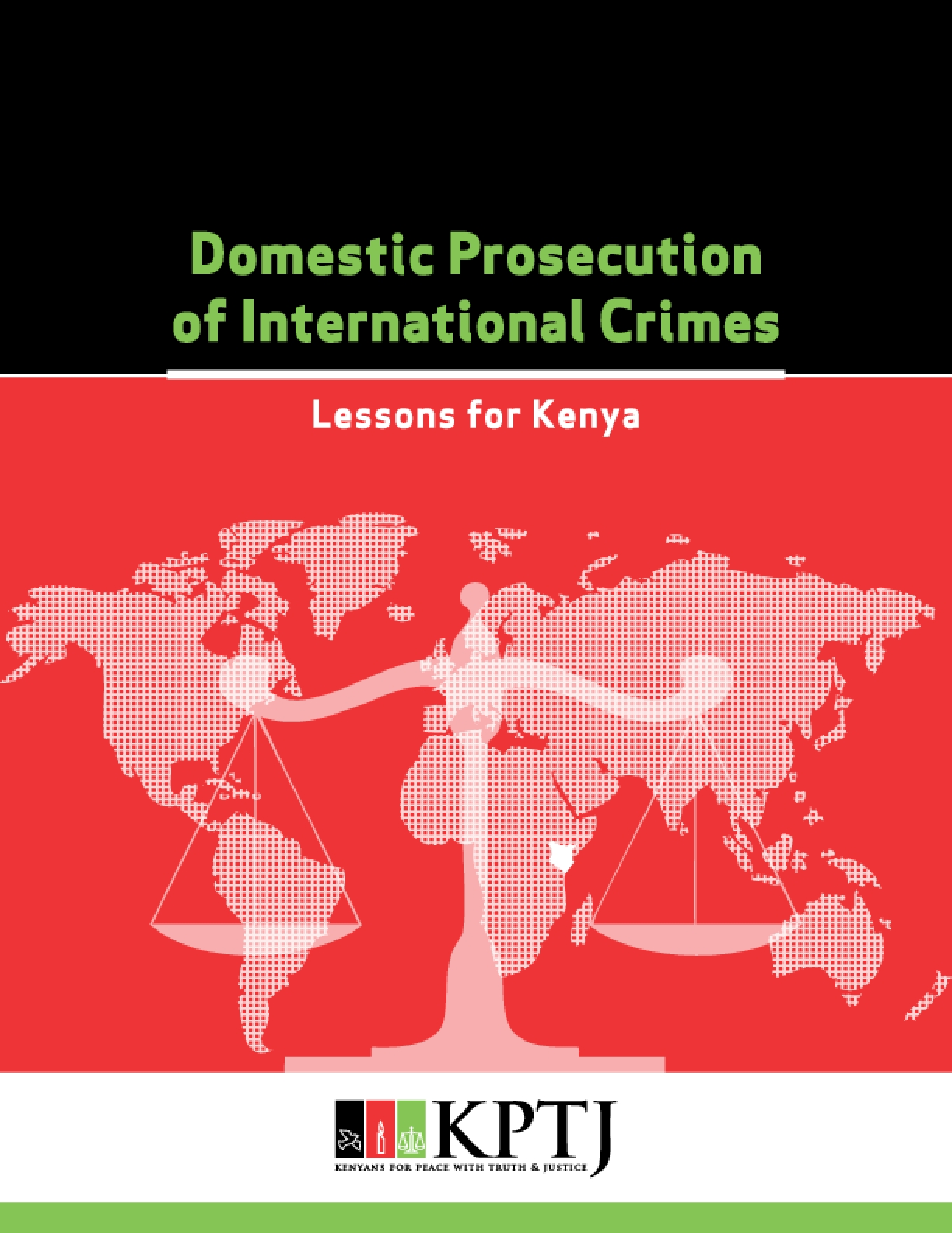 Domestic Prosecutions of International Crimes in Africa