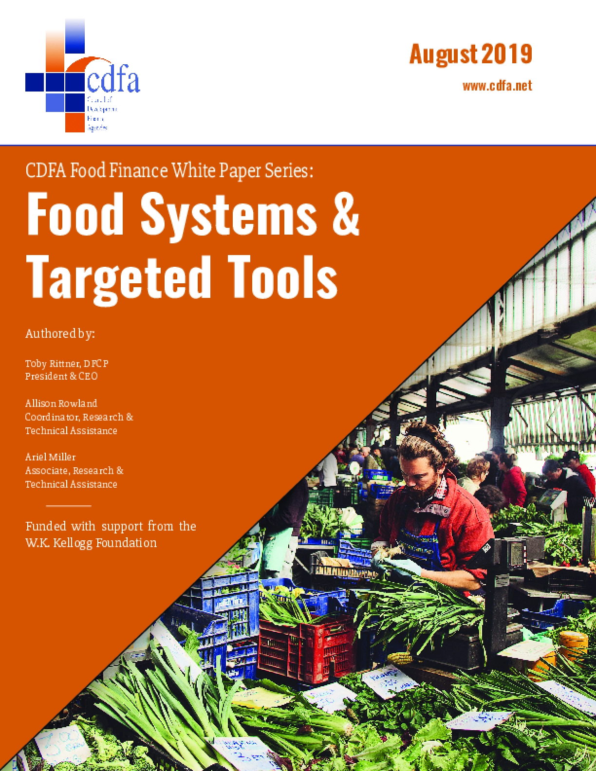 Food Systems & Targeted Tools