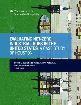 Evaluating Net-Zero Industrial Hubs in the United States: A Case Study of Houston