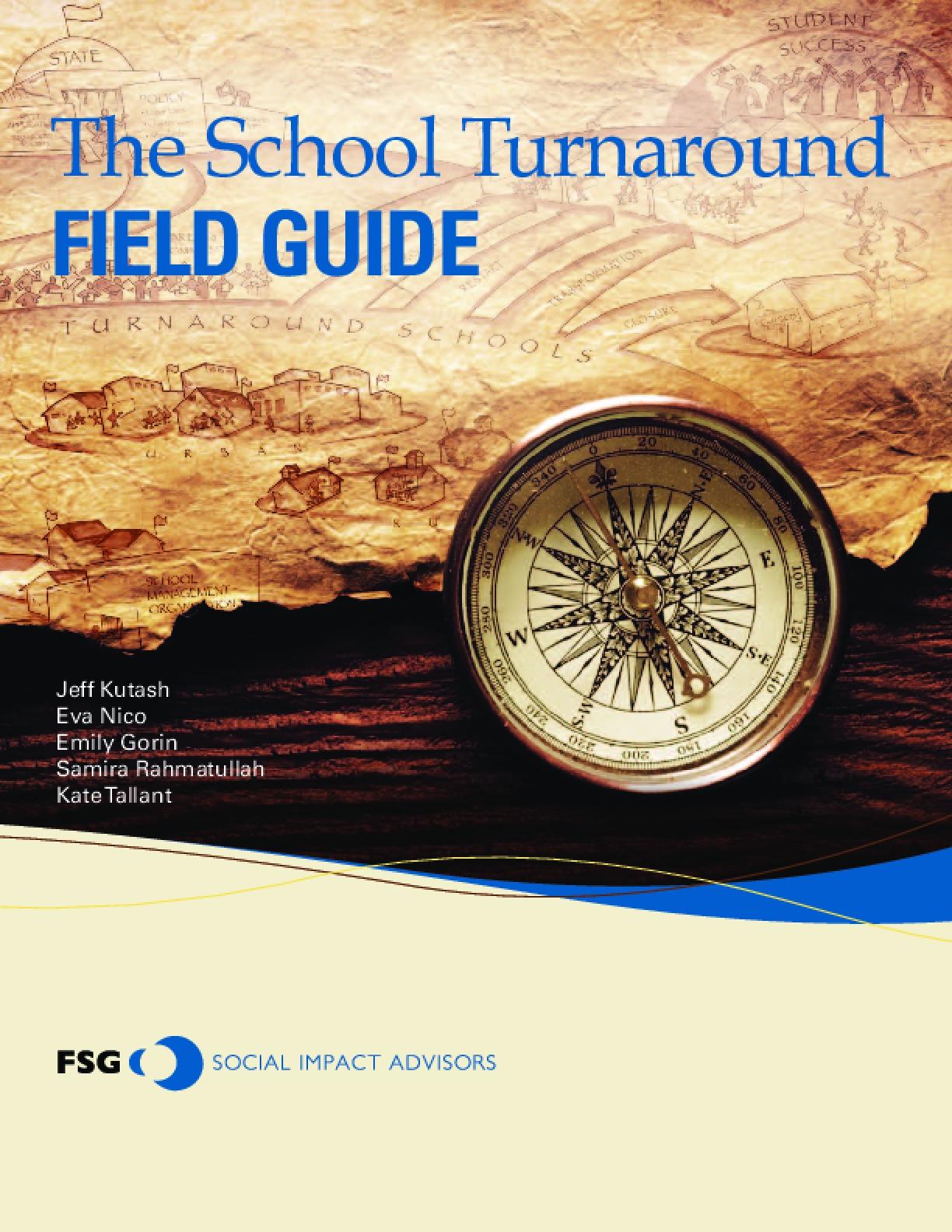 School Turnaround Field Guide