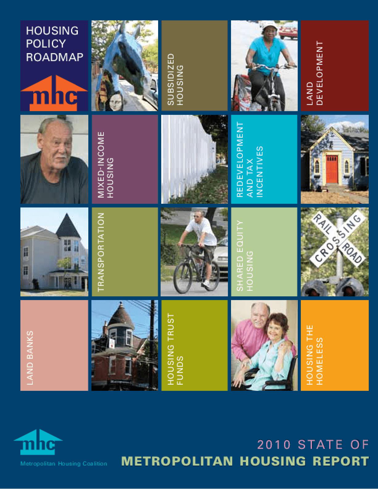 2010 State of Metropolitan Housing Report