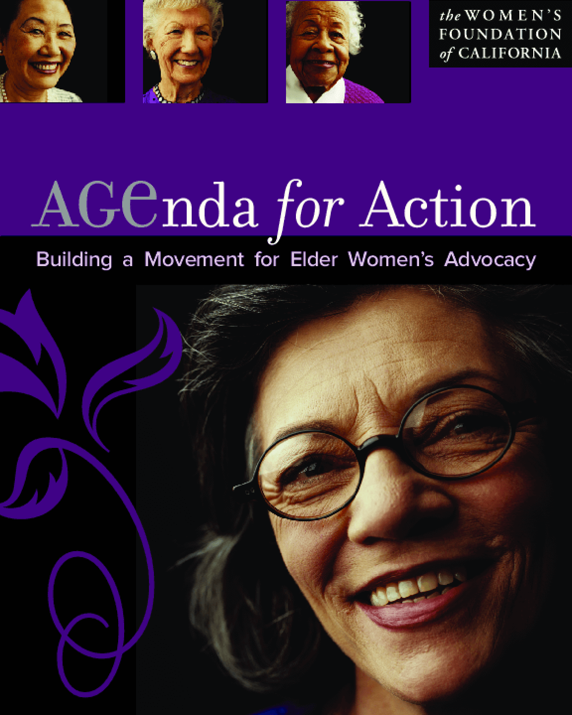 AGEnda for Action: Building a Movement for Elder Women's Advocacy